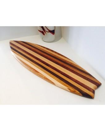 Planche de service en bois 22'' x 6,5'' – Mix