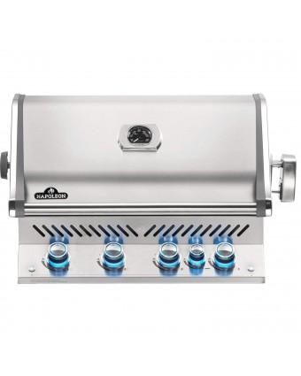 BBQ encastrable au propane Prestige Pro 500 RB - Acier inoxydable