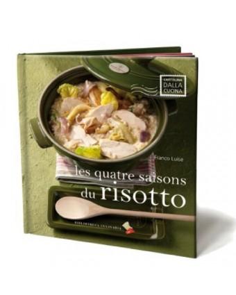 Les quatre saisons du risotto