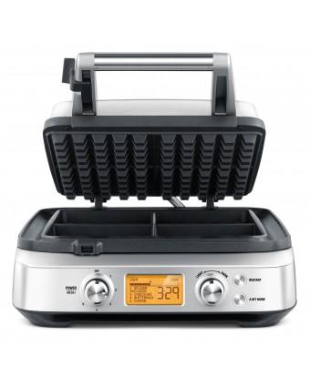 Gaufrier quatre tranches Smart Waffle Pro - 1800 W