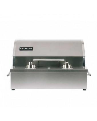 BBQ électrique C1EL120SM - Acier inoxydable