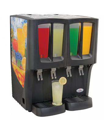 Distributeur à jus réfrigéré