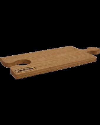 """Planche à découper en bois de cerisier 18"""" x 7,5"""""""