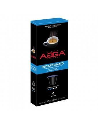 Capsules de café AGGA - Decaffeinato