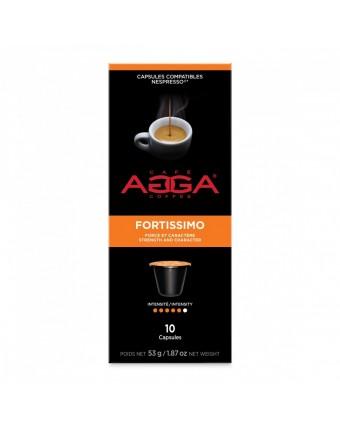 Capsules de café AGGA - Fortissimo