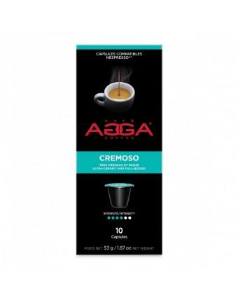 Capsules de café AGGA - Cremoso