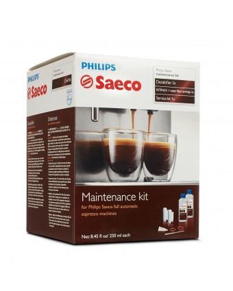Trousse d'entretien pour machine à café automatique