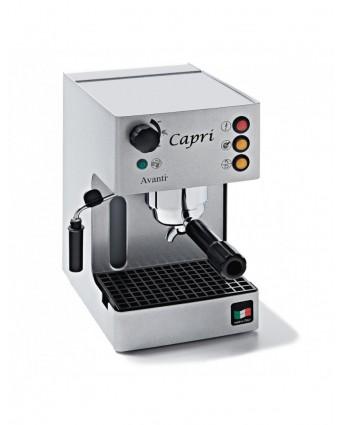 Machine à café manuelle Capri - Argent