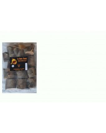 Morceaux de bois de pommier - 2.5 lb