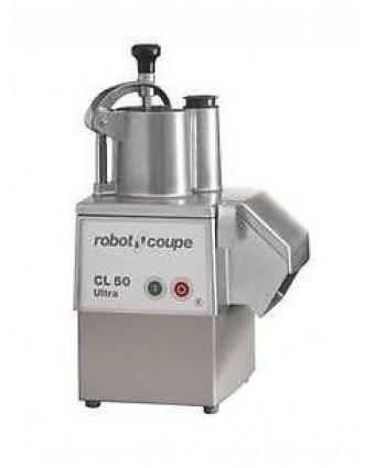 Robot culinaire à alimentation continue sans disques - 120 V / 1,5 HP