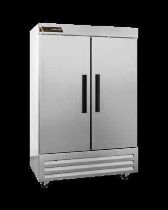 Réfrigérateur deux portes pleines 43,9 pi³