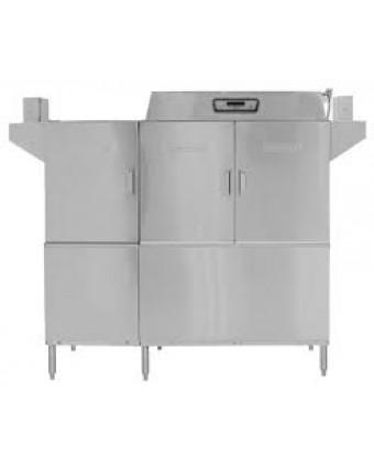 Lave-vaisselle à convoyeur - 202 paniers / 208 V / 3 Ph