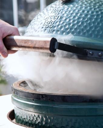 Le fumage et saumurage sur BBQ