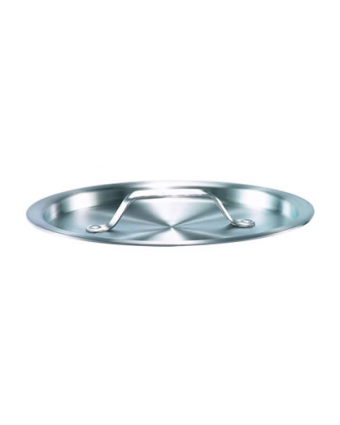 Couvercle en aluminium pour marmite en aluminium Thermalloy 12 L