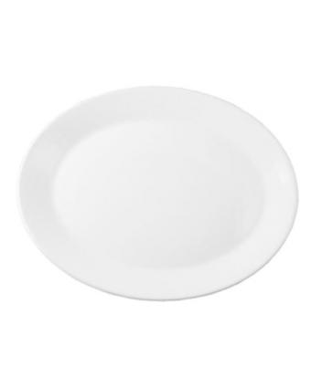 """Assiette de service ovale 12,5"""" - Classic"""