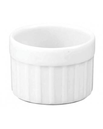 Ramequin rond en porcelaine 8,5 oz