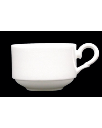 Tasse empilable en porcelaine 8 oz - Andromeda