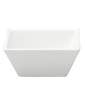 Bol carré 15,5 oz - Bright White Ware