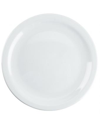 "Assiette ronde 10,25"" - Opal"
