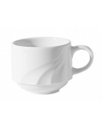 Tasse empilable en porcelaine 7,5 oz - Everest