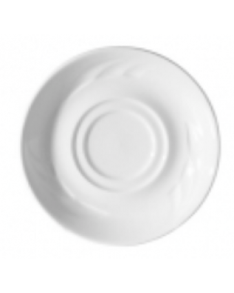 Soucoupe ronde 6'' - Everest