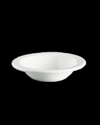 Bol à fruits rond 4 oz - Plain White