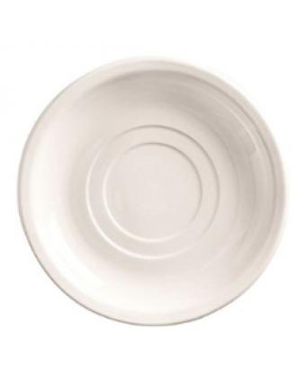 "Soucoupe ronde 5,5"" - Porcelana"