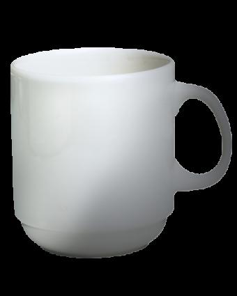 Mug empilable en porcelaine 12 oz - Dynasty