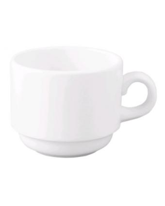 Tasse empilable en porcelaine 8 oz - Classic