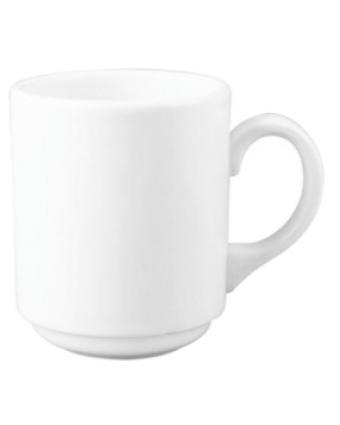 Mug empilable en porcelaine 11,5 oz - Classic