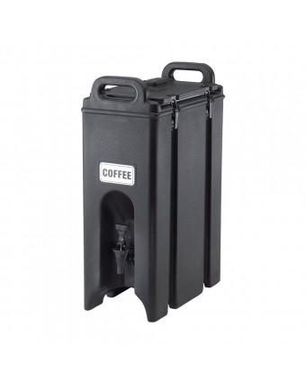 Distributeur isotherme de boisson Camtainer 18 L - Noir