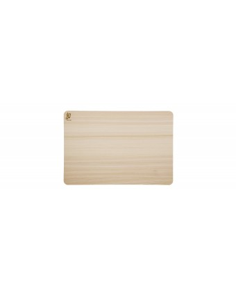 Planche à découper en bois de cyprès 15,75'' x 10,75''