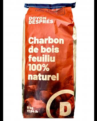 Charbon de bois feuillu - 18 lb