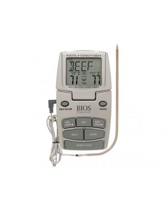 Thermomètre numérique à sonde (32°F à 392°F)