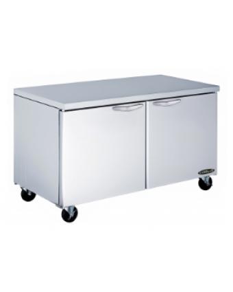 """Réfrigérateur 60"""", Sous Comptoir, 2 Portes"""
