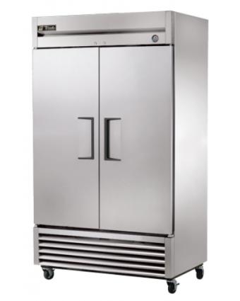 Réfrigérateur deux portes pleines 43 pi³