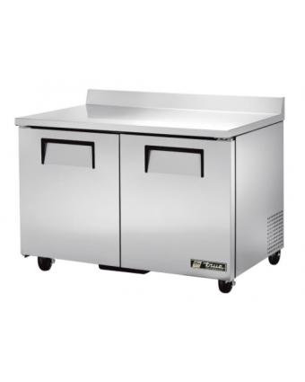 Réfrigérateur deux portes avec dosseret 12 pi³