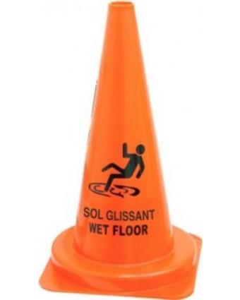 """Cone Orange """"Sol Glissant"""""""