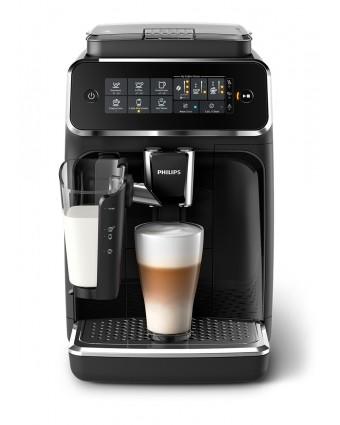 Machine à café automatique 3200 Series avec réservoir de lait - Noir