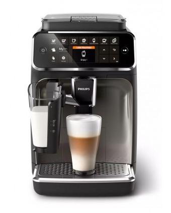 Machine à café automatique 4300 avec réservoir à lait - Noir
