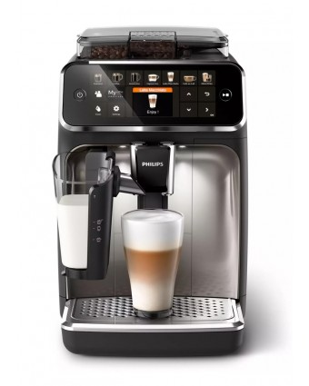 Machine à café automatique 5400 avec réservoir à lait - Noir