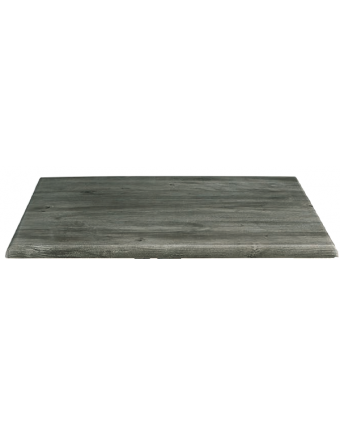 """Dessus de table rectangulaire 24"""" x 32"""" - Chêne vieilli"""