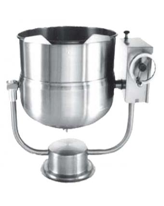 Marmite à vapeur à bascule - 40 gallons