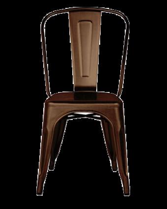 Chaise Bistro Lixto – Bronze