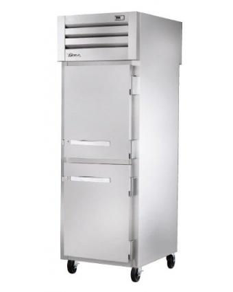 Réfrigérateur deux demi-portes pleines 31 pi³