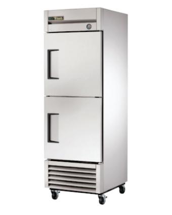 Réfrigérateur deux demi-portes 23 pi³ (endommagé)