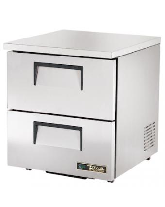 Réfrigérateur sous-comptoir deux tiroirs 6,5 pi³