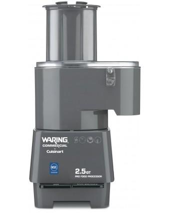 Robot culinaire à alimentation continue - 2,5 pintes / 1 HP