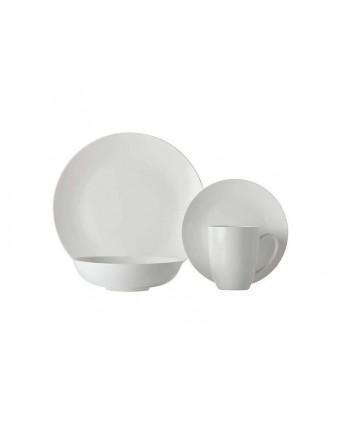 Ensemble de vaisselle seize pièces - White Basics