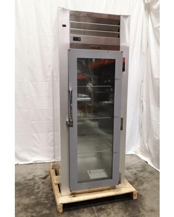 Réfrigérateur une porte vitrée 23,6 pi³ - Acier inoxydable (endommagé)